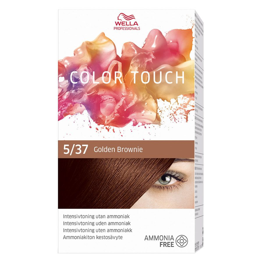 Wella Professionals Color Touch 5/37 Golden Brownie