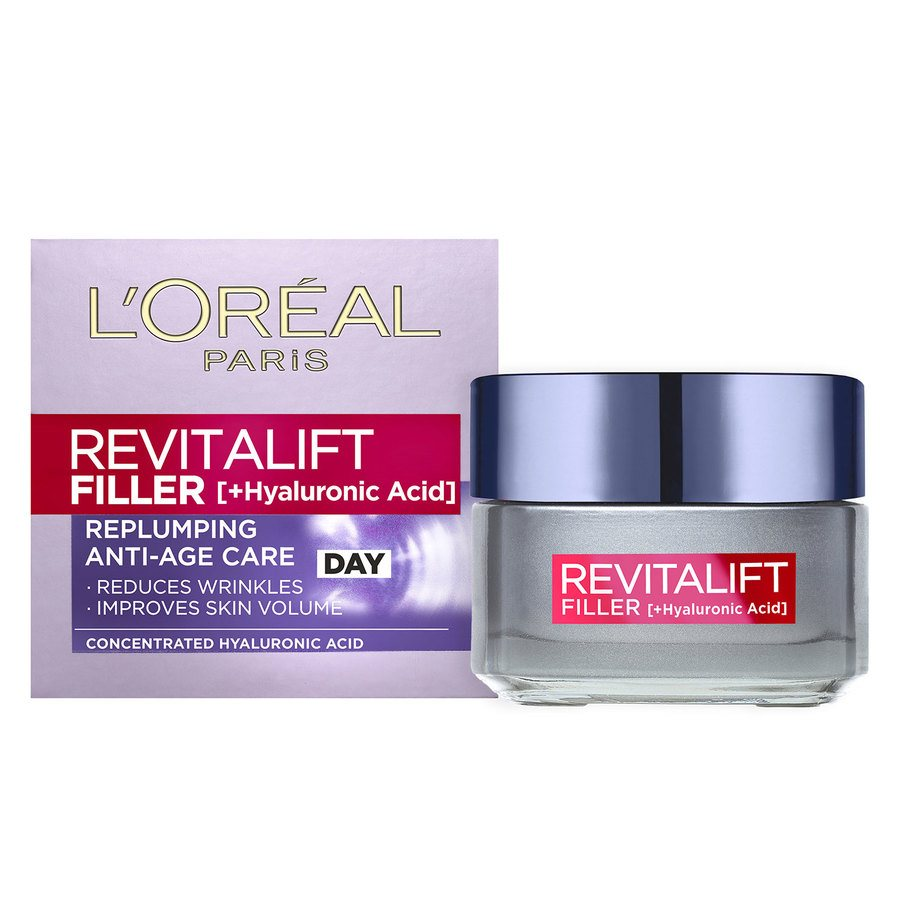 L'Oréal Paris Revitalift Filler Daycream 50ml