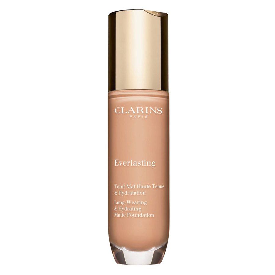 Clarins Everlasting Foundation #109 Wheat 30ml