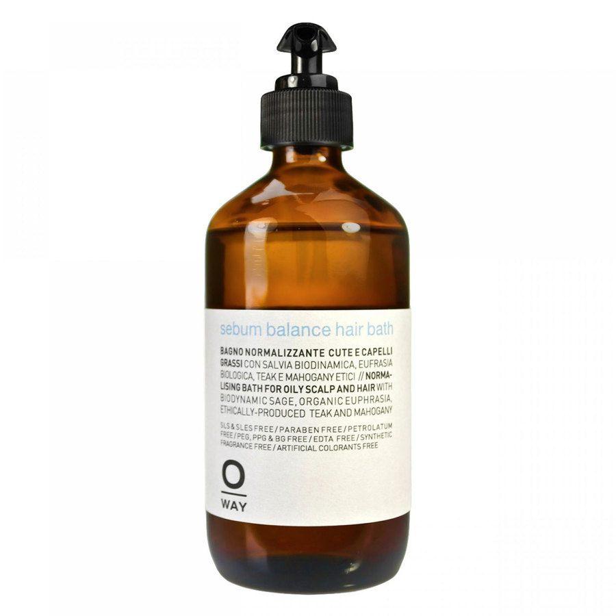 Oway Sebum Balance Hair Bath 240ml