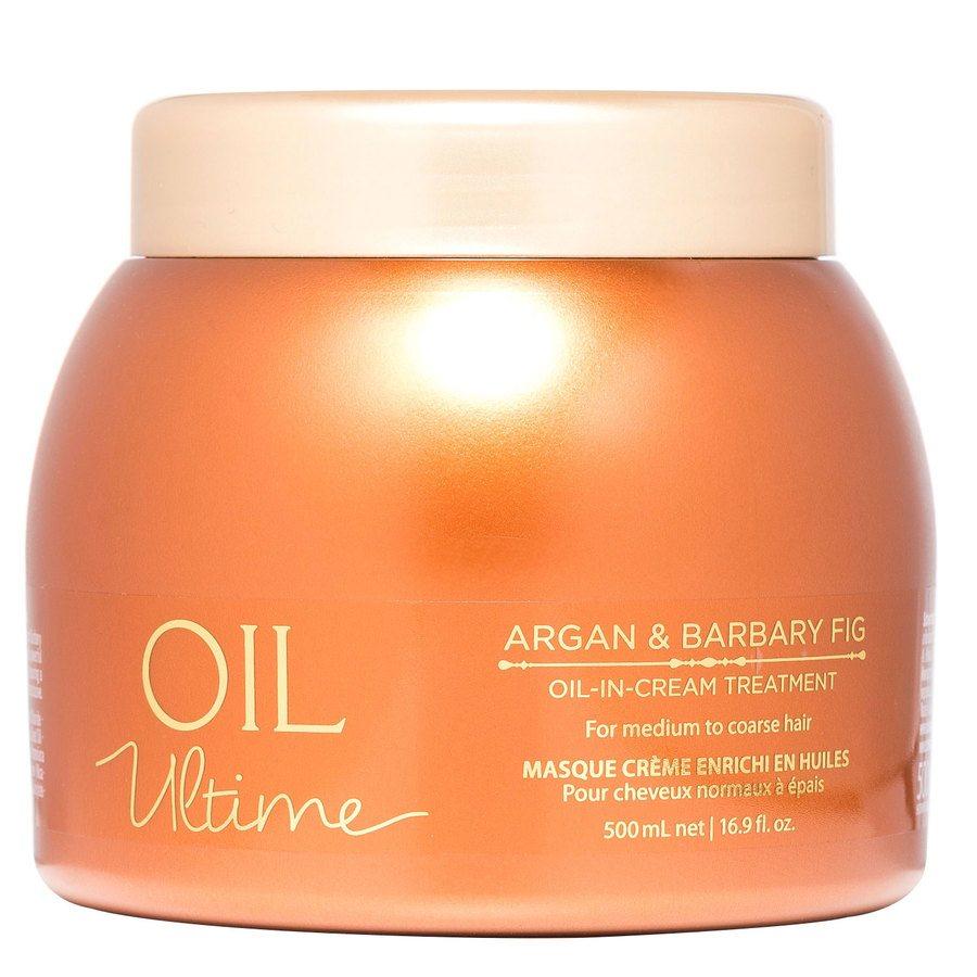 Schwarzkopf Oil Ultime Argan & Barbary Fig Oil-In-Cream Treatment 500ml
