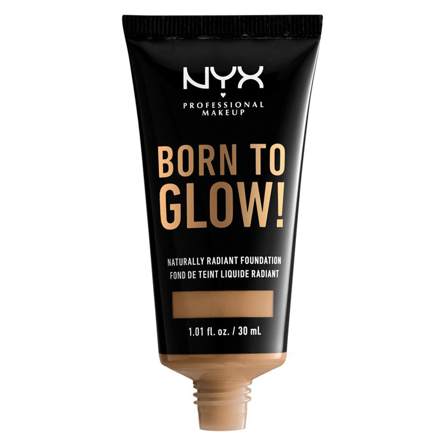 NYX Professional Makeup Born To Glow Naturally Radiant Foundation #13 Golden 30ml