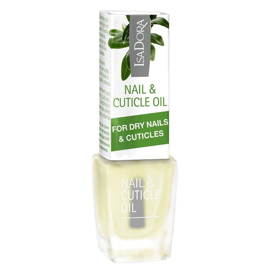 IsaDora 698 Nail & Cuticle Oil 6ml