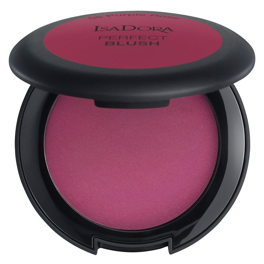 IsaDora Perfect Blush 08 Purple Rose 4,5g