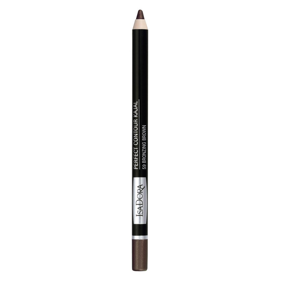 IsaDora Perfect Contour Kajal #59 Bronzing Brown 1,3g