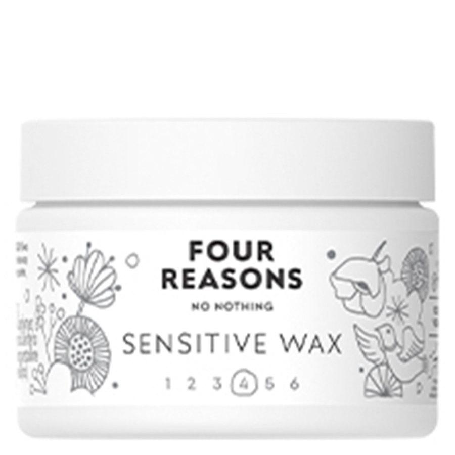 Four Reasons No Nothing Sensitive Wax 100ml