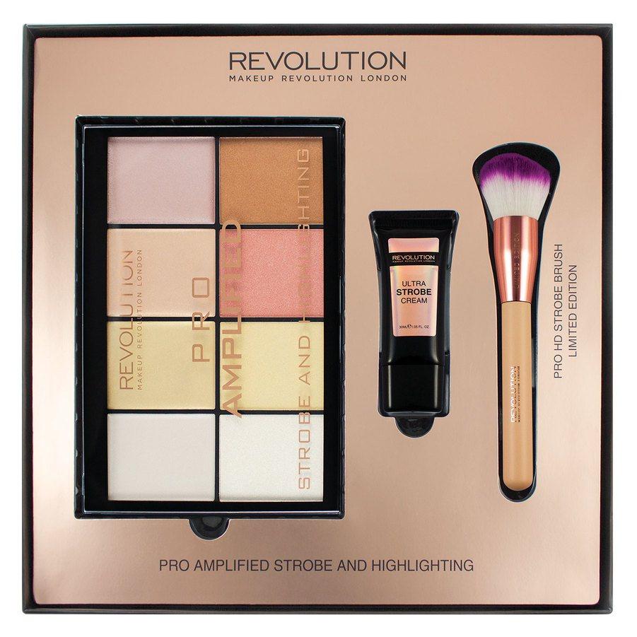 Makeup Revolution Amplified Strobe & Highlighting