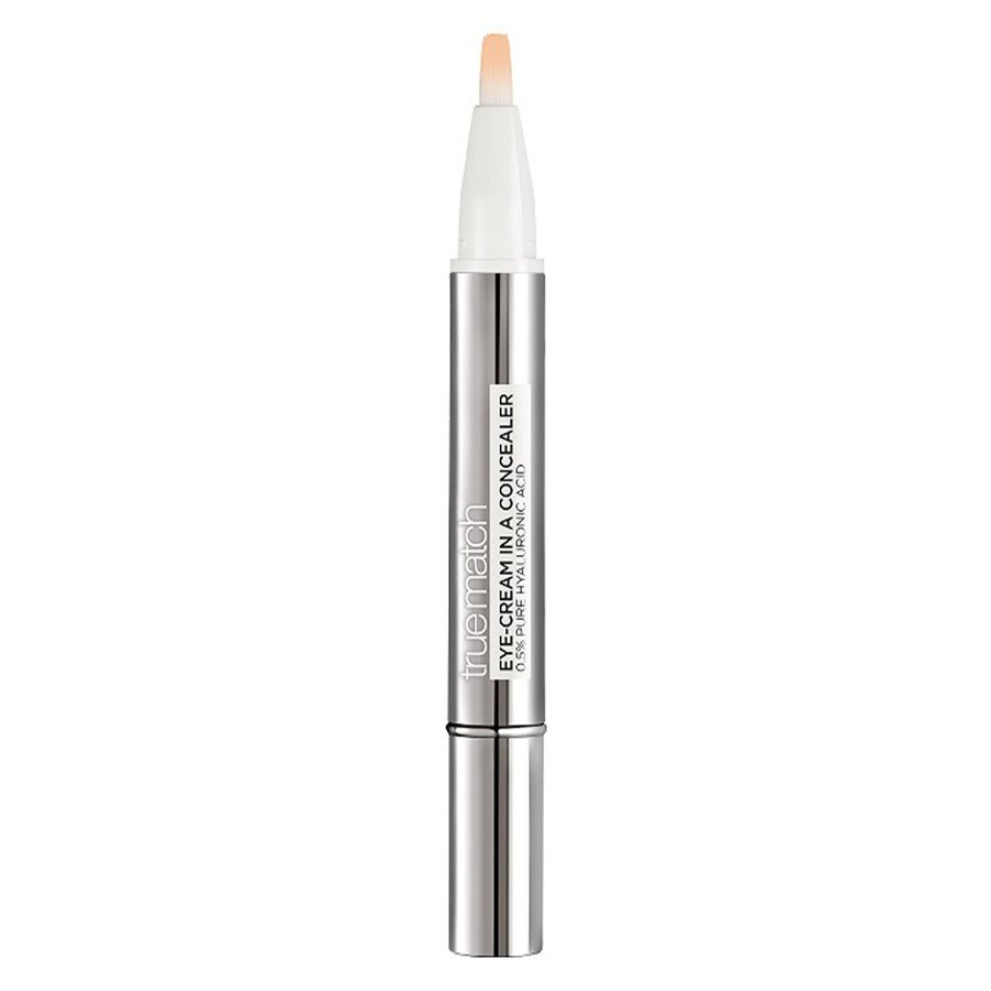 L'Oréal Paris True Match Eye-Cream In A Concealer Ivory Beige 2ml