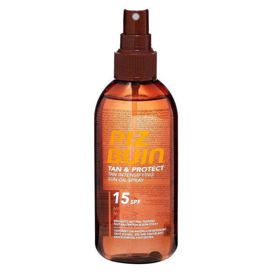 Piz Buin Tan & Protect Dry Oil 150ml