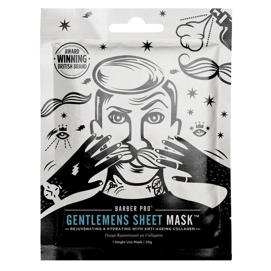 Barber Pro Gentlemen's Sheet Mask