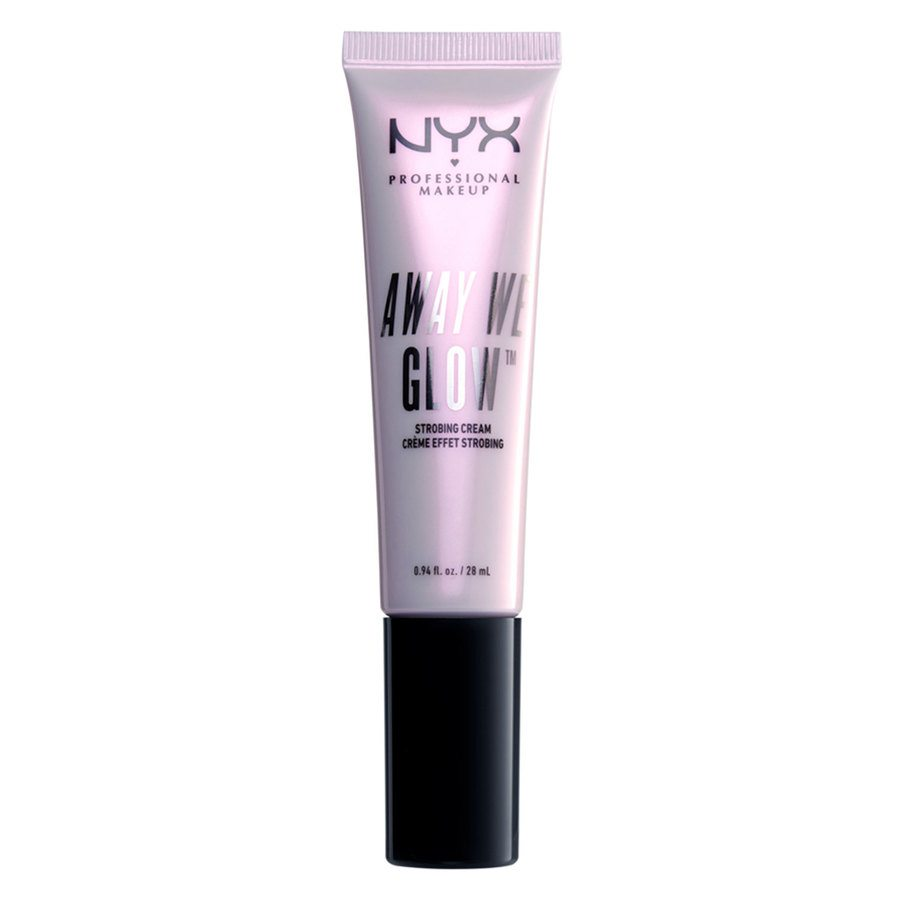 NYX Professional Makeup Away We Glow Strobing Cream Shade 02 28ml