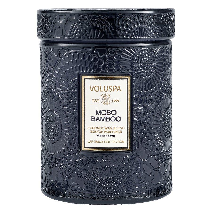 Voluspa Mini Glass Jar Moso Bamboo 156g