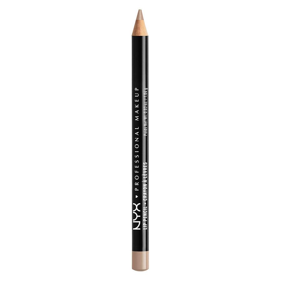 NYX Professional Makeup Slim Lip Pencil Nude Beige 1g