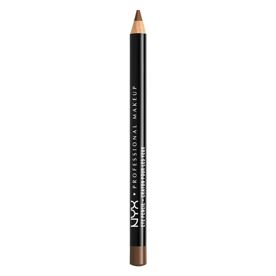 NYX Professional Makeup Slim Eye Pencil Medium Brown