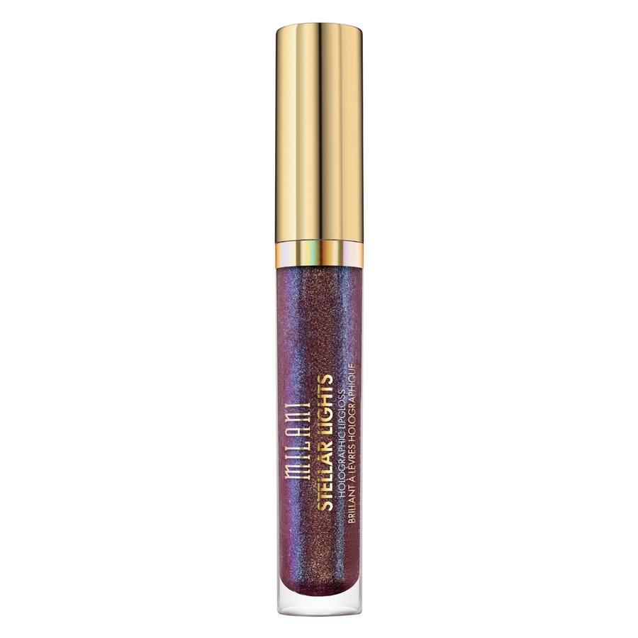 Milani Stellar Light Holographic Lip Gloss Kaleidoscopic Purple 3,6ml