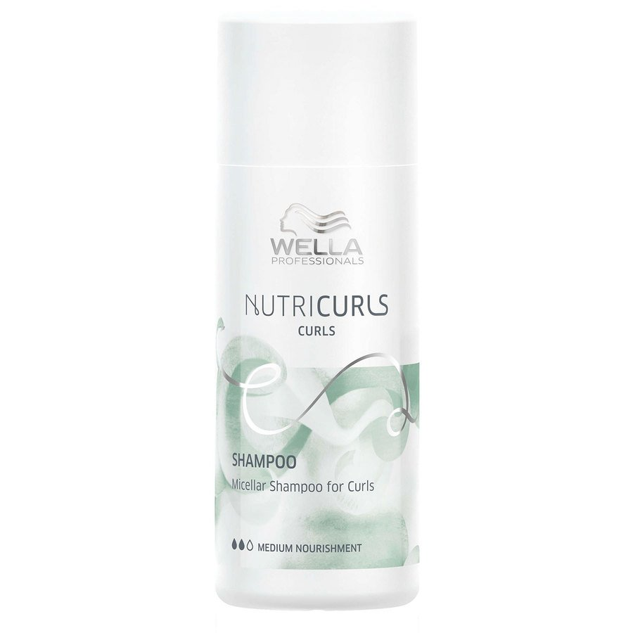 Wella Professionals Nutricurls Micellar Shampoo For Curls 50ml