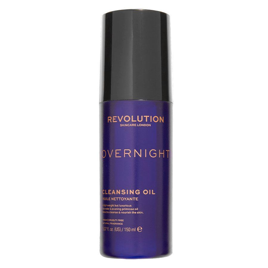 Revolution Beauty Revolution Skincare Overnight Nourishing Cleansing Oil 150ml
