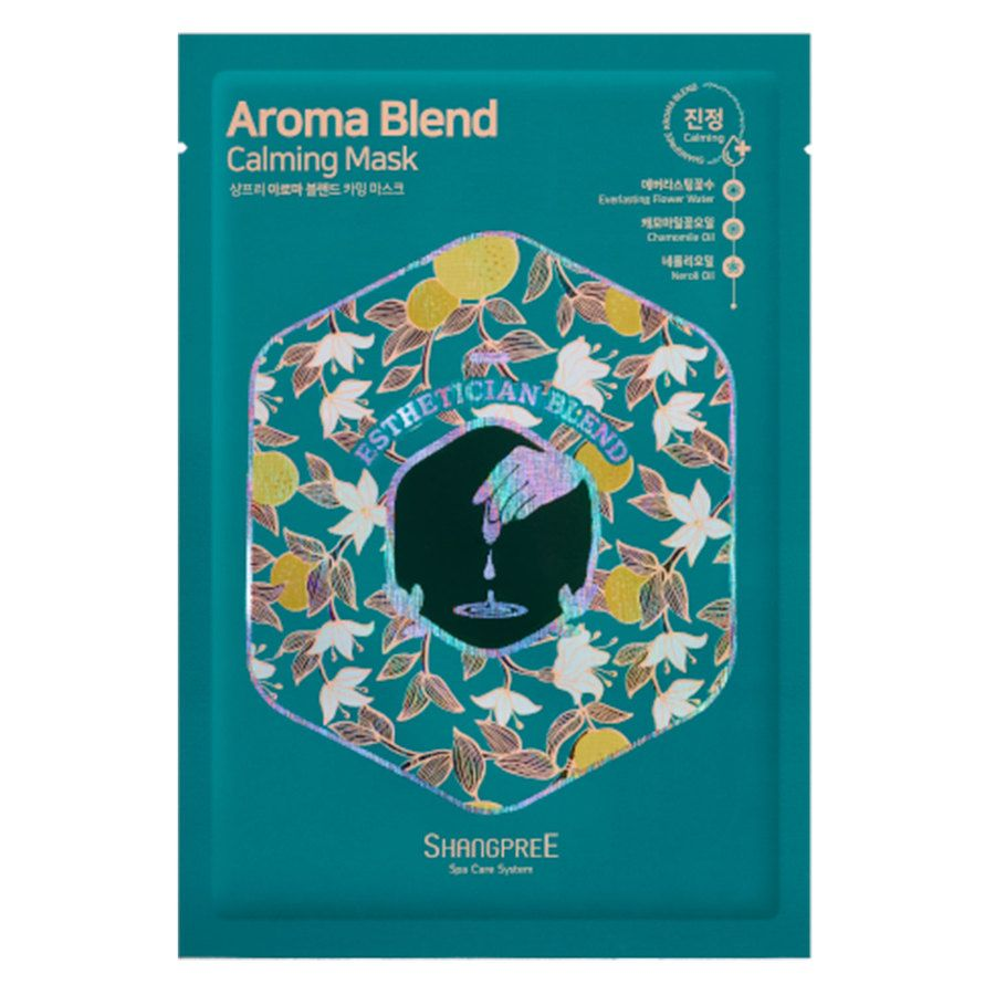 Shangpree Aroma Blend Calming Mask 30ml