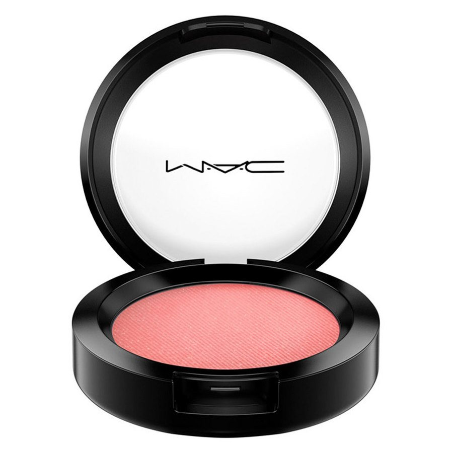 MAC Sheertone Shimmer Blush Peachykeen 6g