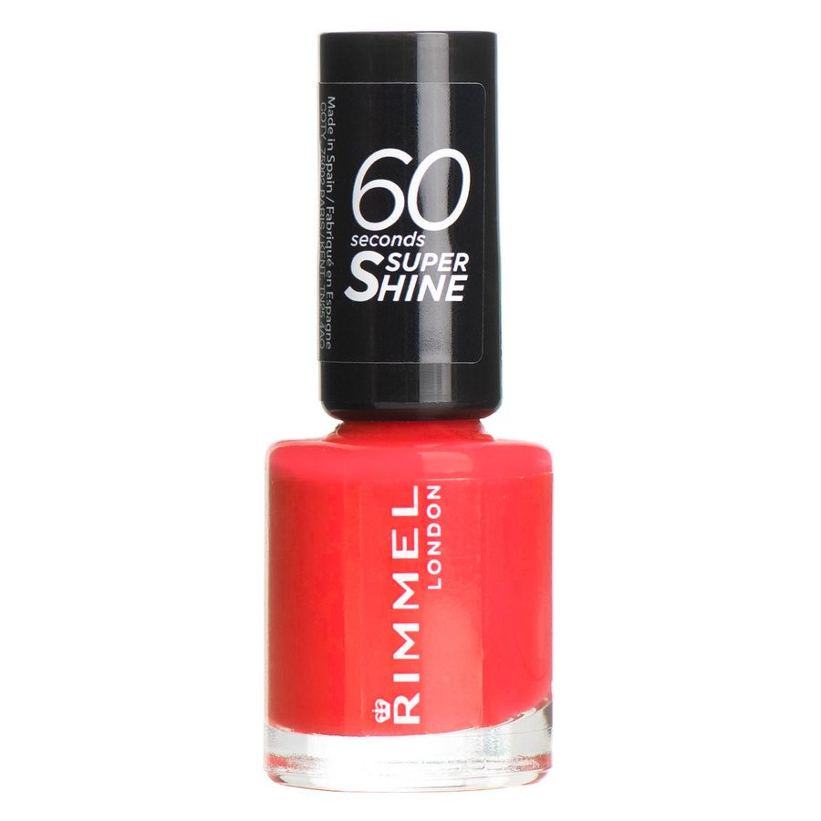 Rimmel London 60 Seconds Super Shine Nail Polish #300 Glaston 8ml