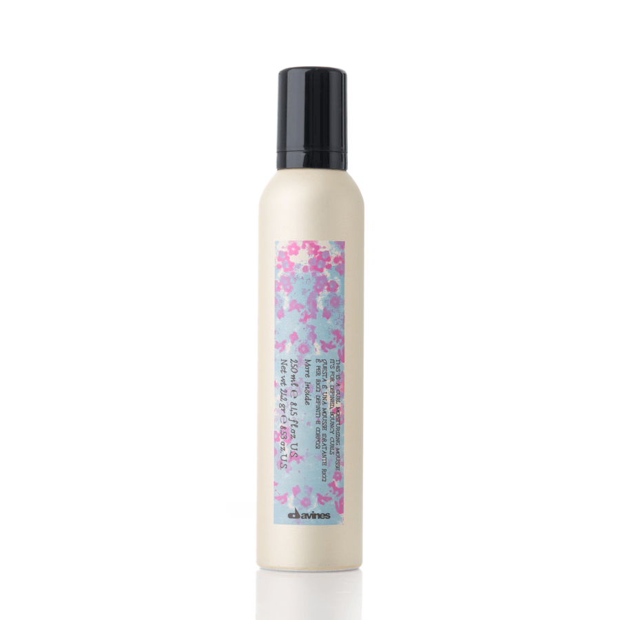 Davines More Inside This Is A Curl Moisturizing Mousse 250ml