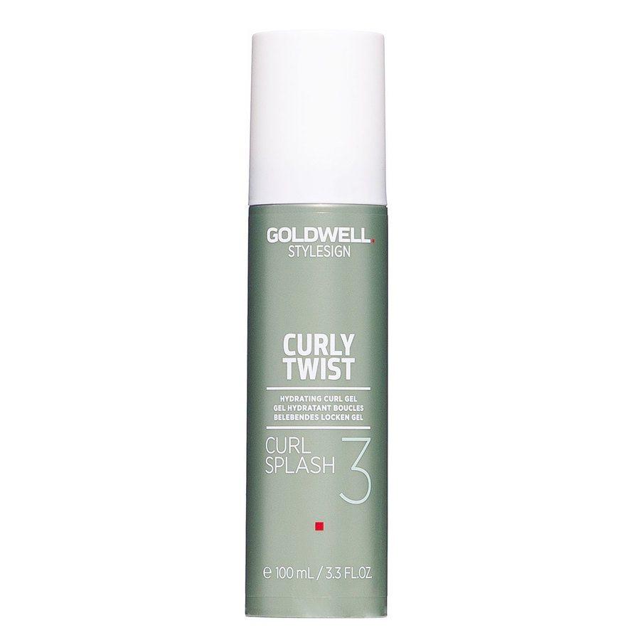 Goldwell Stylesign Curly Twist Curl Splash Hydrating Curl Gel 100ml
