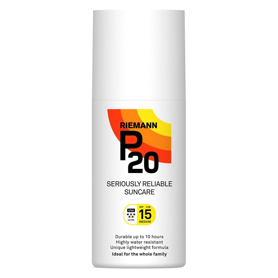 Riemann P20 Spray SPF15 200ml (Pumpespray)