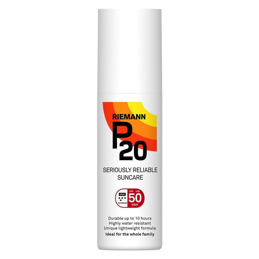 Riemann P20 Spray SPF50  100ml (Pumpespray)