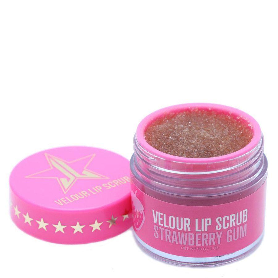 Jeffree Star Velour Lip Scrub Strawberry Gum 30g