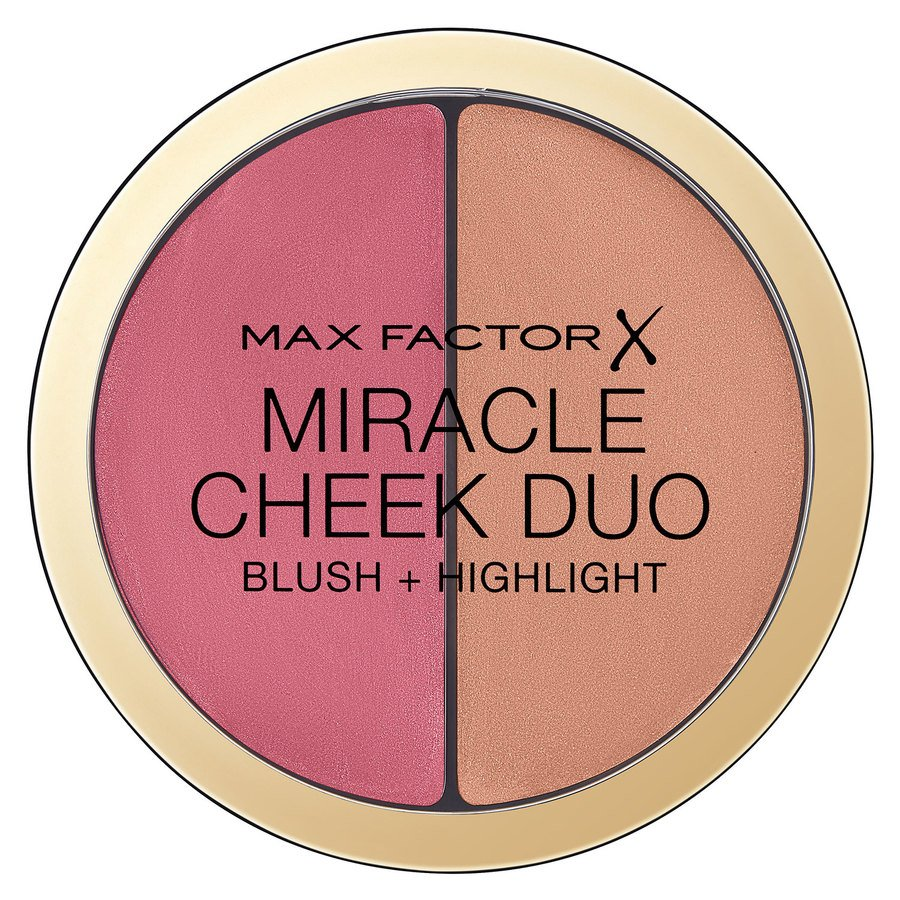 Max Factor Miracle Ceek Duo, Dusky Pink & Copper, 11g