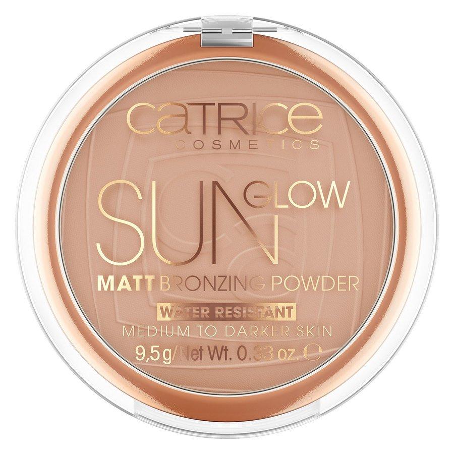 Catrice Sun Glow Matt Bronzing Powder 035 Universal Bronze 9,5g