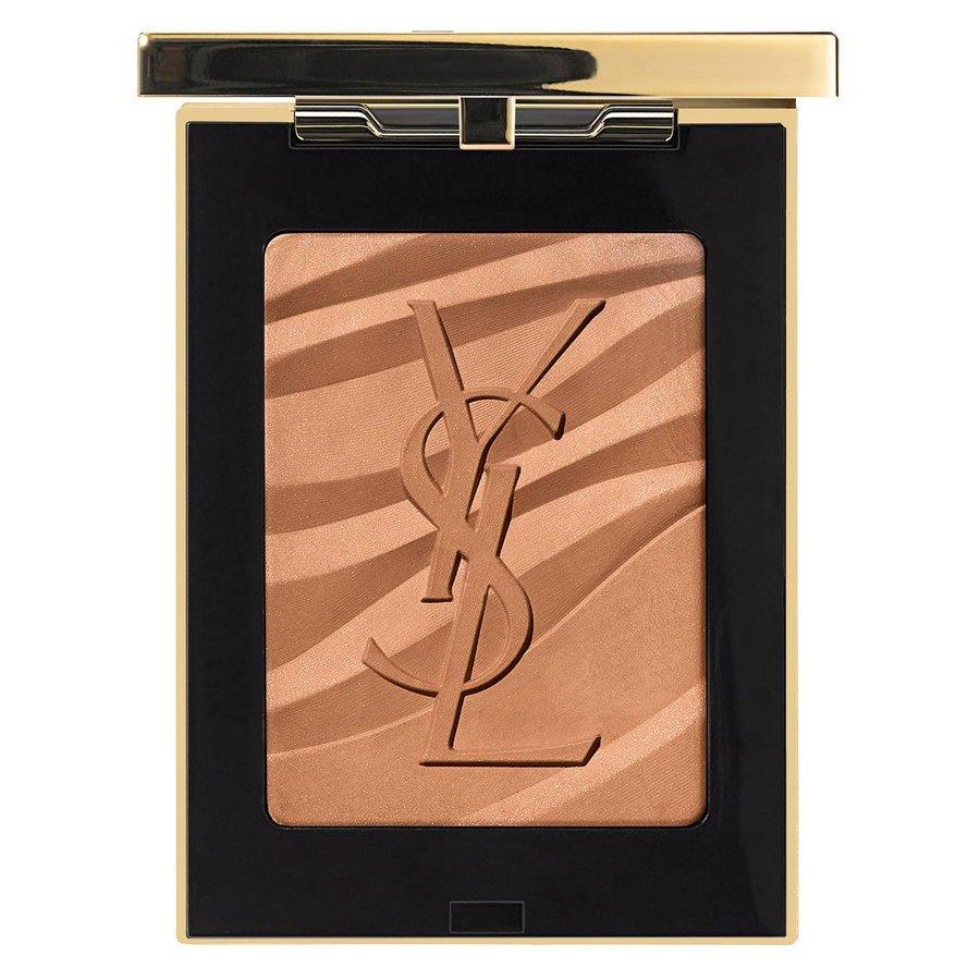 Yves Saint Laurent Les Sahariennes Bronzing Stone Bronzing Powder #2 Fire Opal  8g