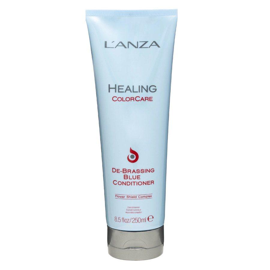 Lanza Healing ColorCare De-Brassing Blue Conditioner 250ml