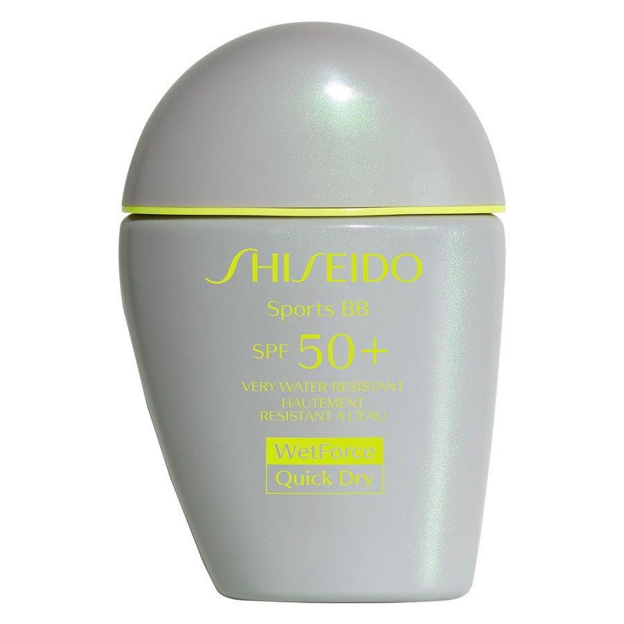 Shiseido Sports BB Cream SPF50 Medium 30 ml