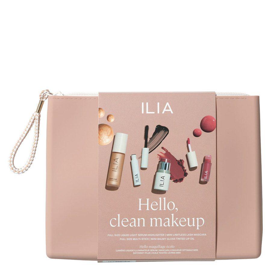 Ilia Hello Clean Makeup Set
