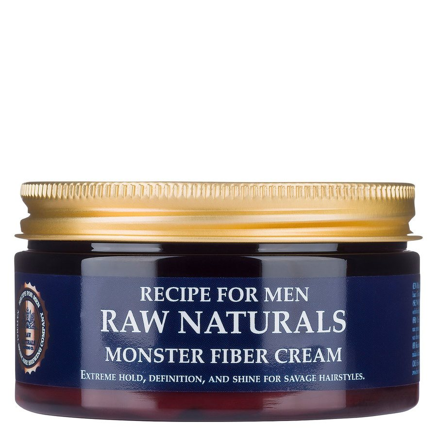 Raw Naturals Monster Fiber Cream 100ml