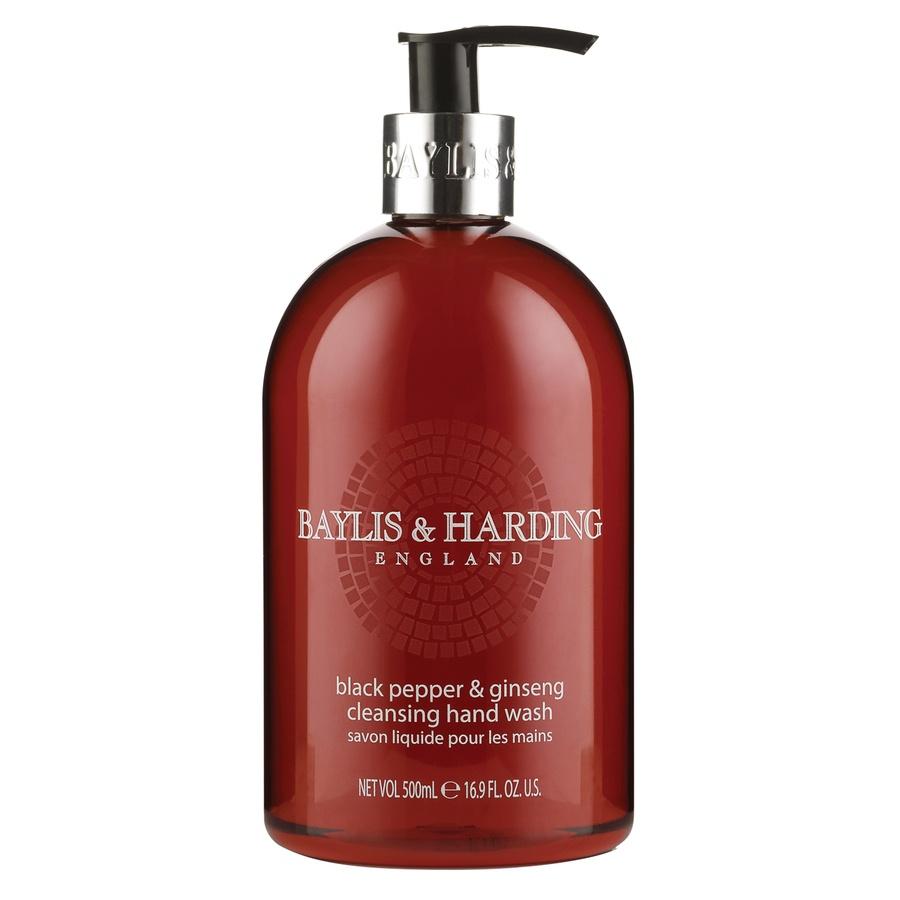Baylis & Harding Black Pepper & Ginseng Hand Wash 500ml