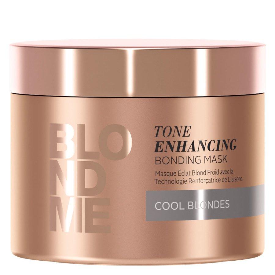Schwarzkopf Blondme Tone Enhancing Bonding Mask Cool Blondes 200ml