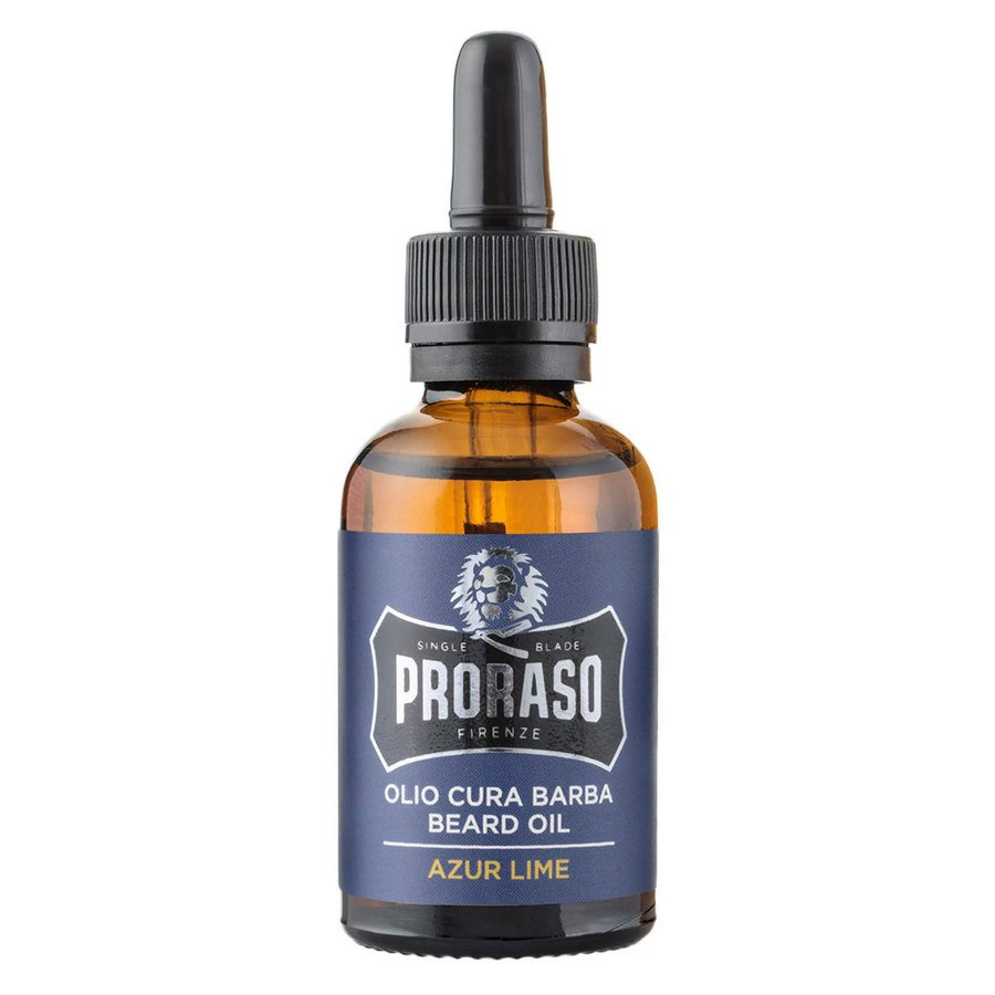 Proraso Azur Lime Beard Oil Lime And Mint 30ml
