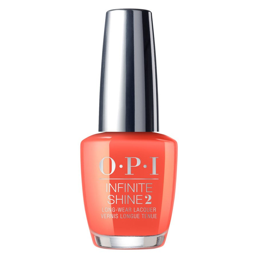 OPI Tokyo Collection Infinite Shine Tempura-ture Is Rising! ISLT89 15ml