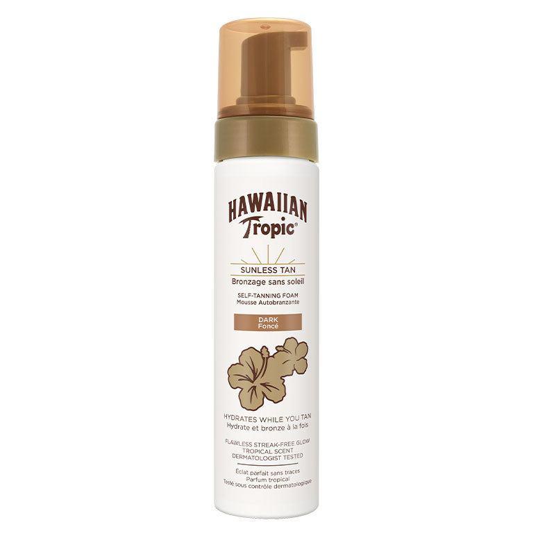 Hawaiian Tropic Self-Tanning Foam Dark 200ml