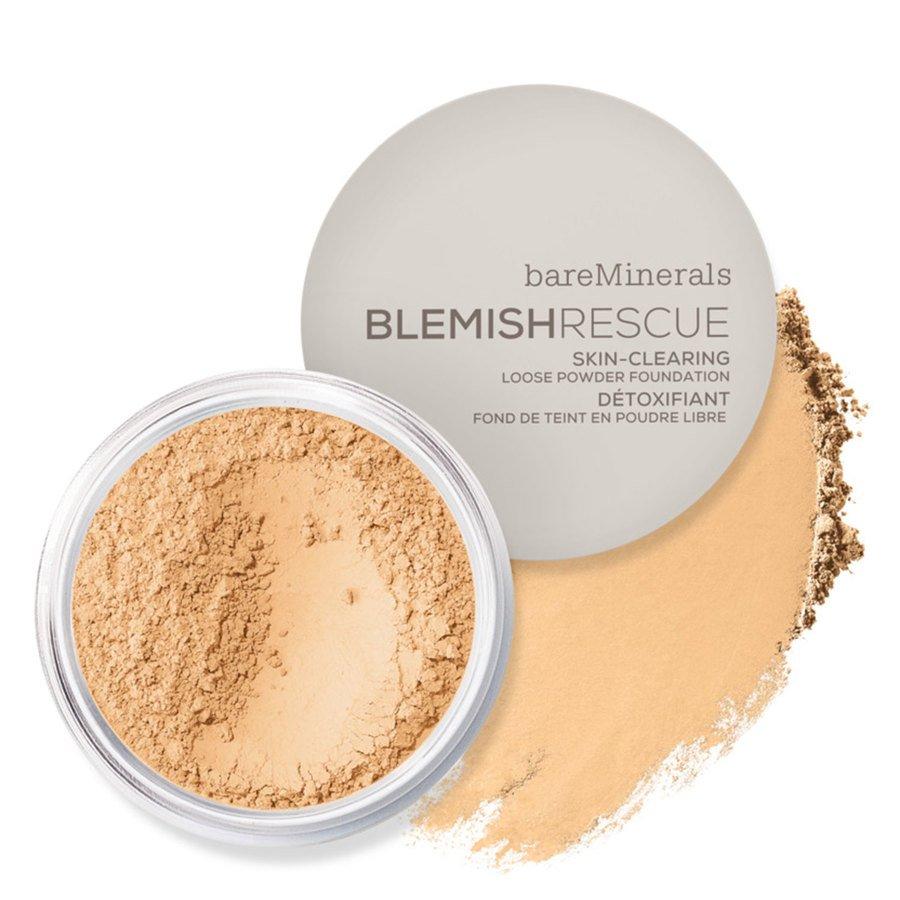 BareMinerals Blemish Rescue Skin Clearing Loose Powder Foundation Medium Beige 2.5N 6g