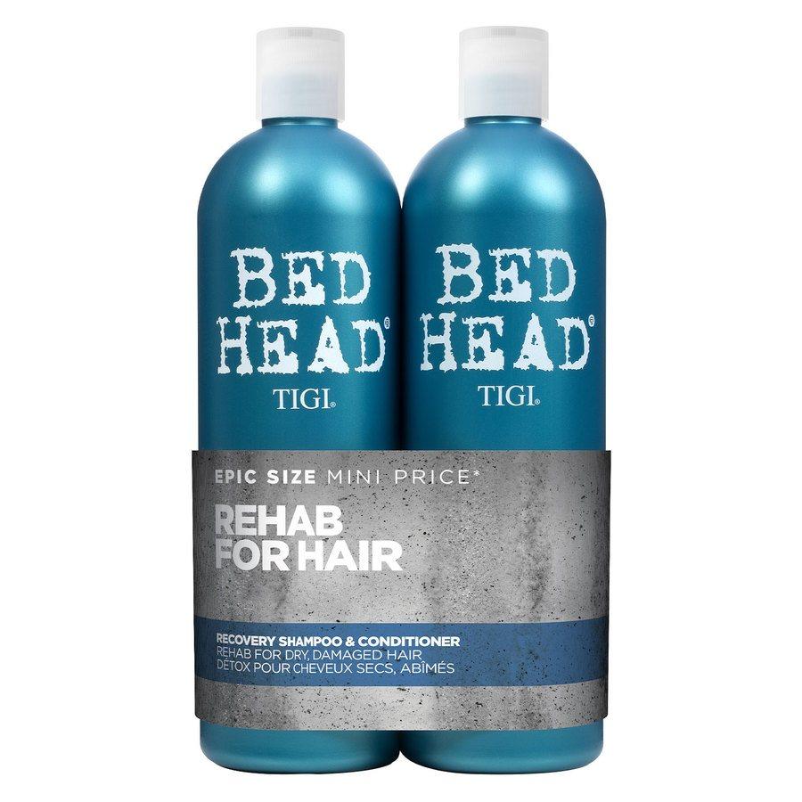 Tigi Bedhead Urban Antidotes Recovery Shampoo & Conditioner 2x750ml