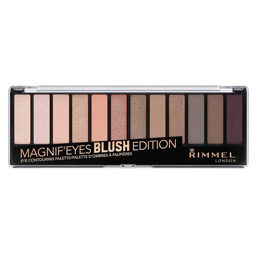 Rimmel London Magnif'eyes Eyeshadow Palette Blushed Edition 14g