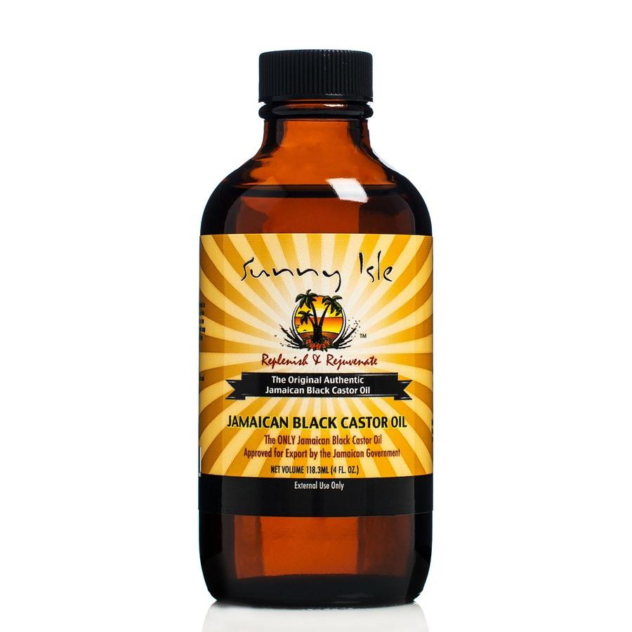 Sunny Isle Jamaican  Castor Oil  Regular Jamaican Black 118ml
