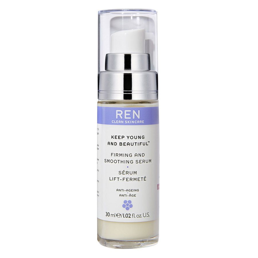 REN Clean Skincare Keep Young and Beautiful Firming and Smoothing Serum 30ml