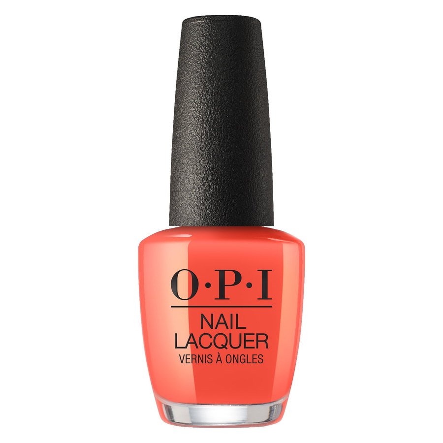 OPI Tokyo Collection Nail Lacquer NLT89 Tempura-ture Is Rising! 15ml