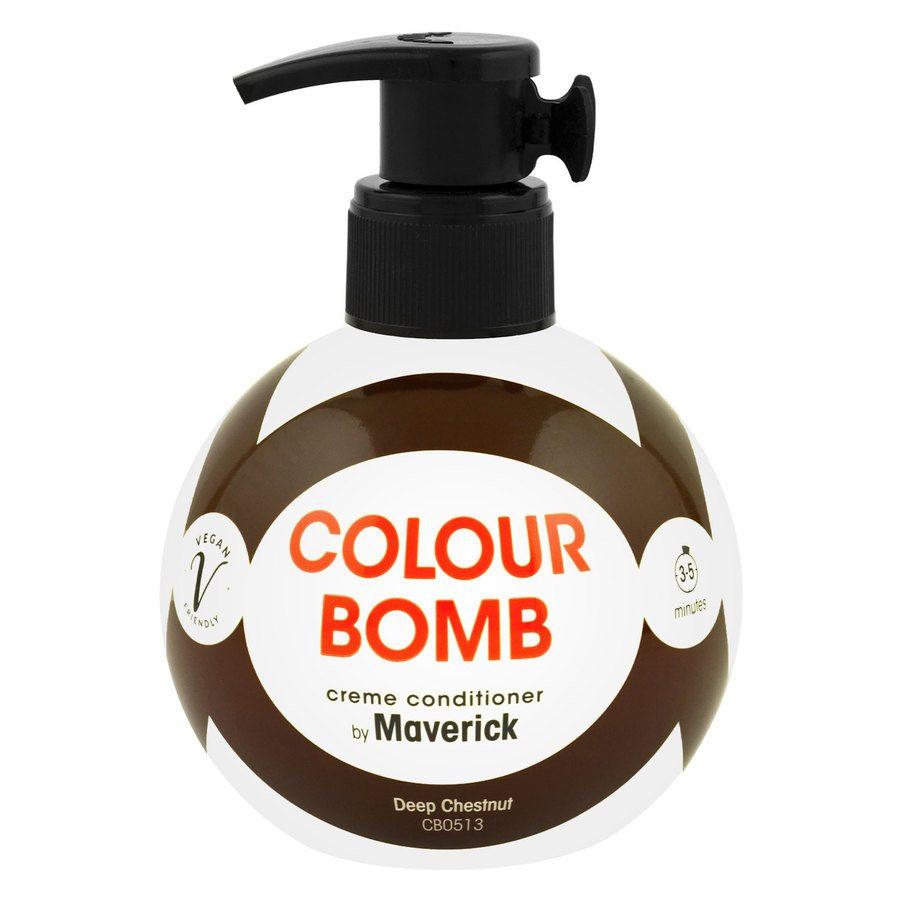 Colour Bomb Fargebalsam Deep Chestnut 250ml