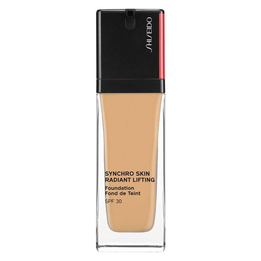 Shiseido Synchro Skin Radiant Lifting Foundation SPF30 340 Oak 30ml
