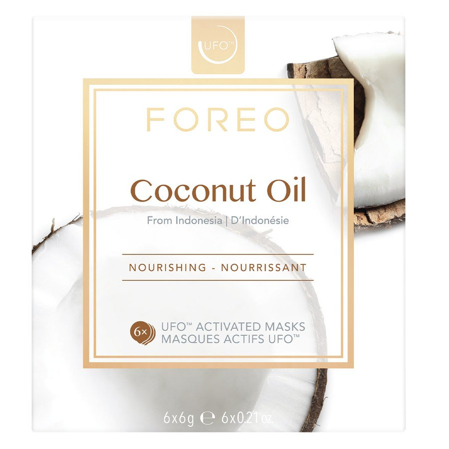 Foreo UFO Mask Coconut Oil 6x6g